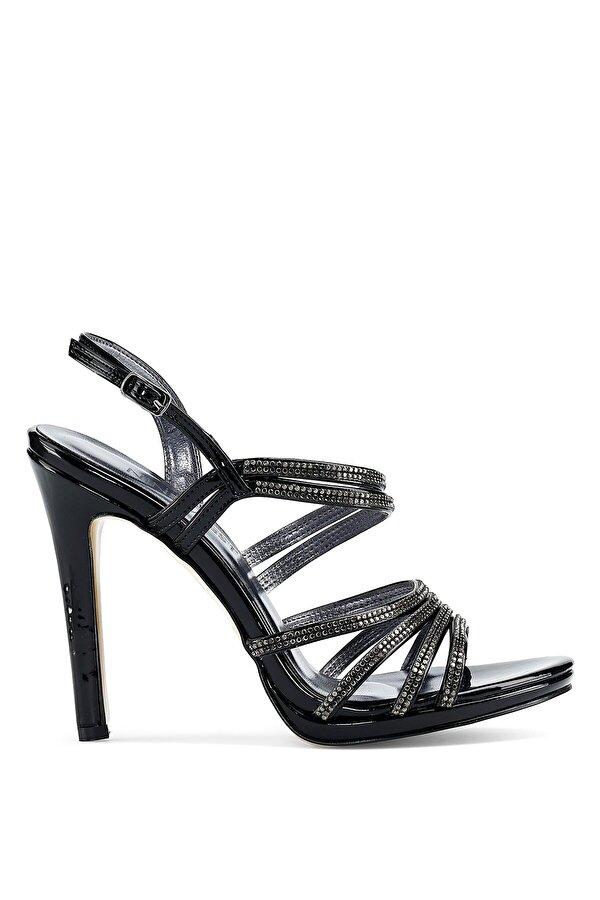 Nine West NATA 1PR Siyah Kadın Topuklu Ayakkabı