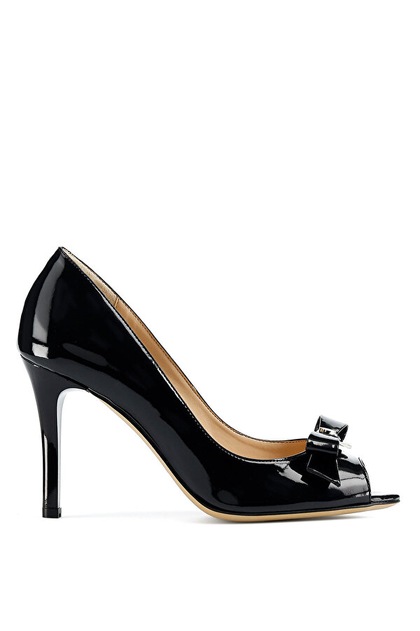 Nine West REBECCA 1PR Siyah Kadın Gova Ayakkabı