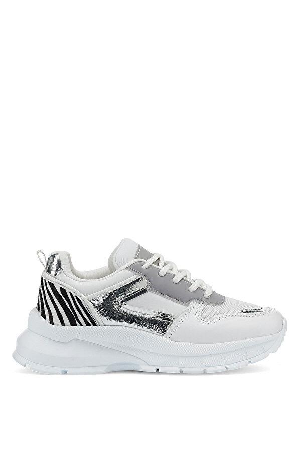 Nine West ZEBINA 1PR Beyaz Kadın Sneaker