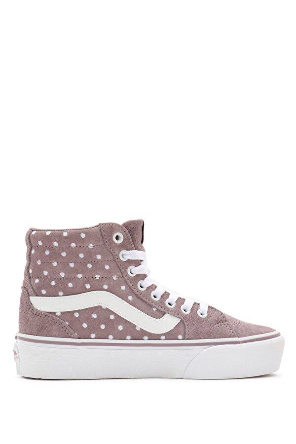 Vans WM FILMORE HI PLATFORM PEMBE GRI Kadın Sneaker Ayakkabı