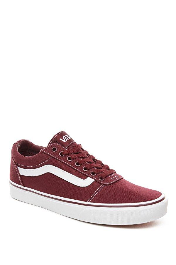 Vans MN WARD Bordo Erkek Sneaker Ayakkabı