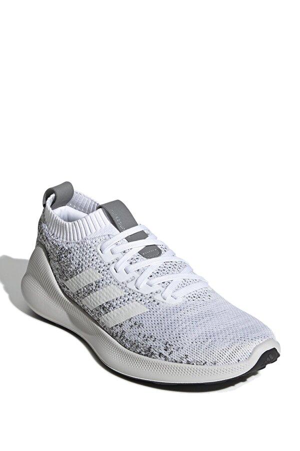 Adidas PUREBOUNCE Beyaz Erkek Koşu Ayakkabısı