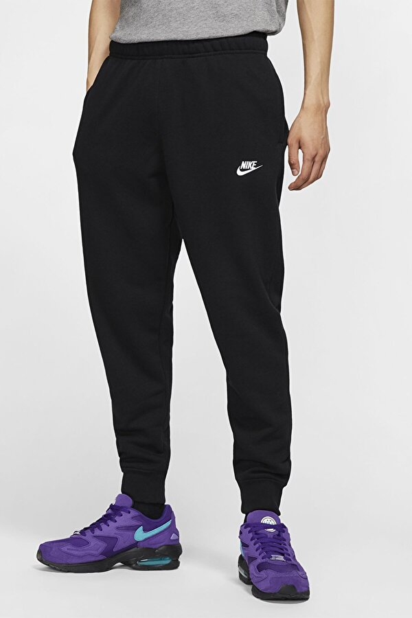 Nike M NSW CLUB JGGR FT Siyah Erkek Eşofman Altı