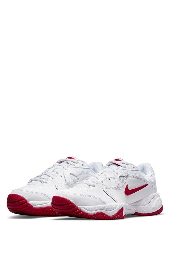 Nike JR COURT LITE 2 Beyaz Kadın Sneaker Ayakkabı