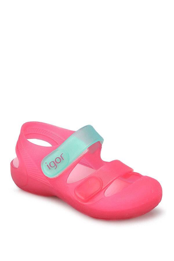 Igor Fuşya Kız Çocuk Sandalet