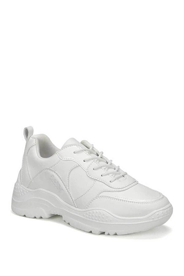 U.S. Polo Assn. THOMAS 9PR Beyaz Kadın Sneaker Ayakkabı