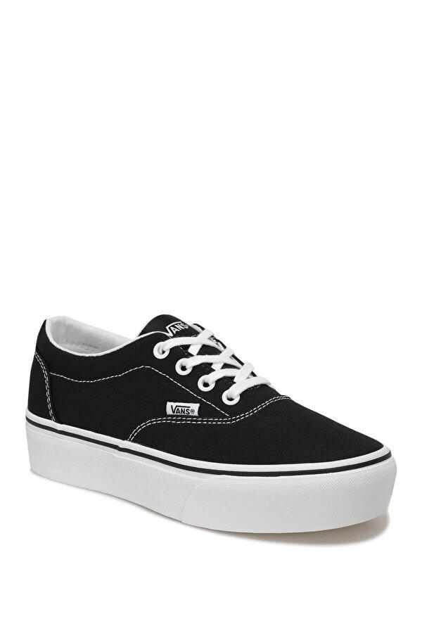 Vans WM DOHENY PLATFORM Siyah Kadın Sneaker