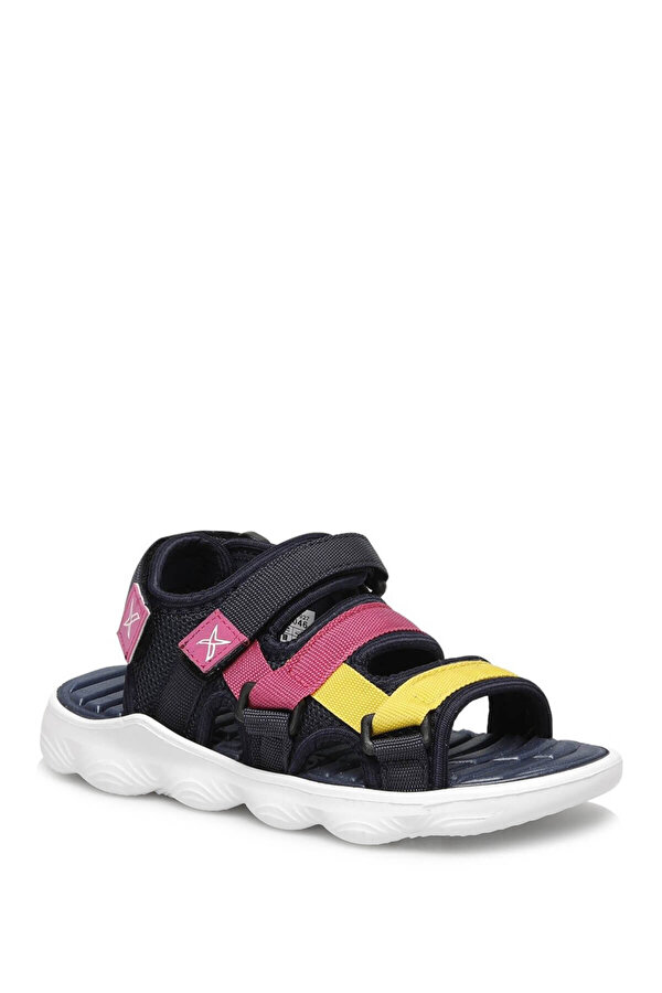 Kinetix CHANTEL 1FX Lacivert Kız Çocuk Sandalet