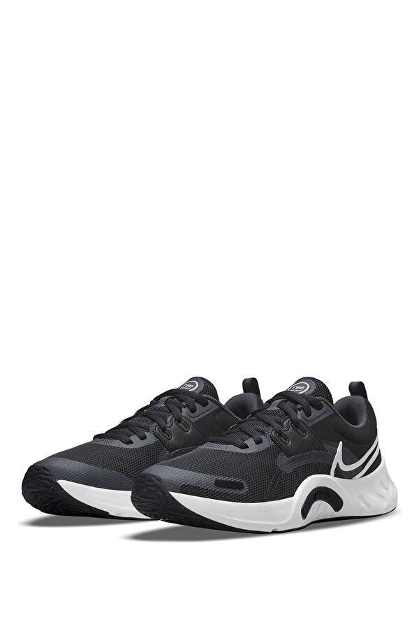 Nike RENEW RETALIATION 3 Siyah Erkek Koşu Ayakkabısı