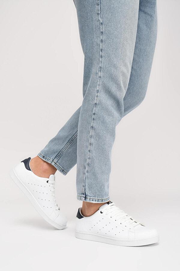 Lumberjack GRAZZI Beyaz Erkek Sneaker