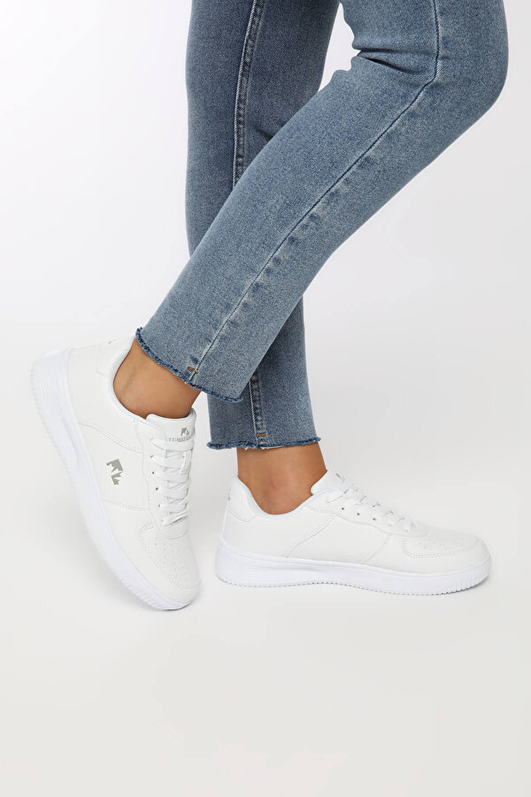 Lumberjack FINSTER WMN Beyaz Kadın Sneaker