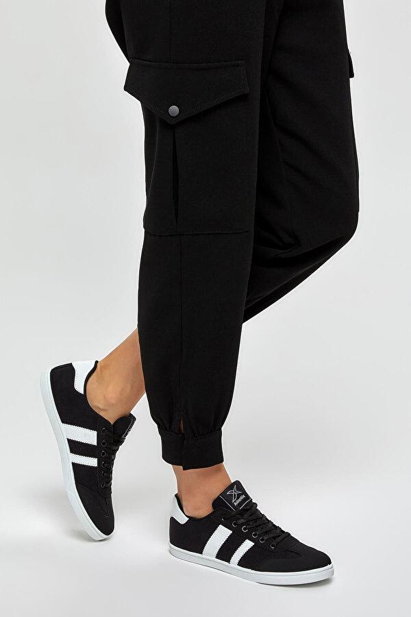 Kinetix ANJELIC Siyah Kadın Sneaker Ayakkabı