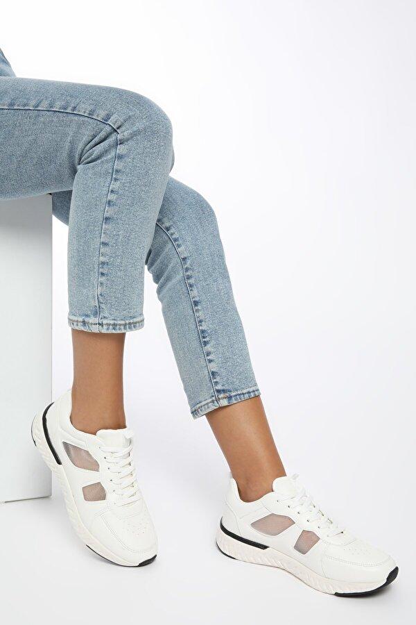 Kinetix RUBY Beyaz Kadın Spor Ayakkabı