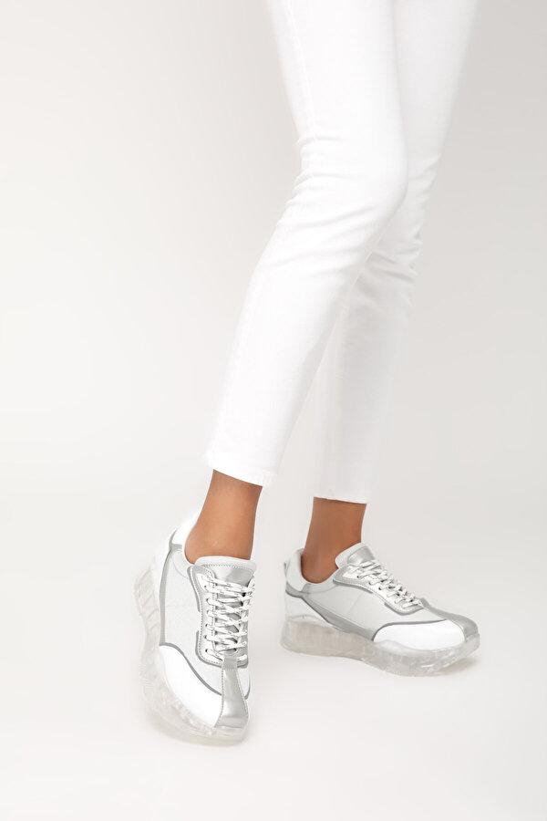 Butigo 20S-423 Gri Kadın Sneaker