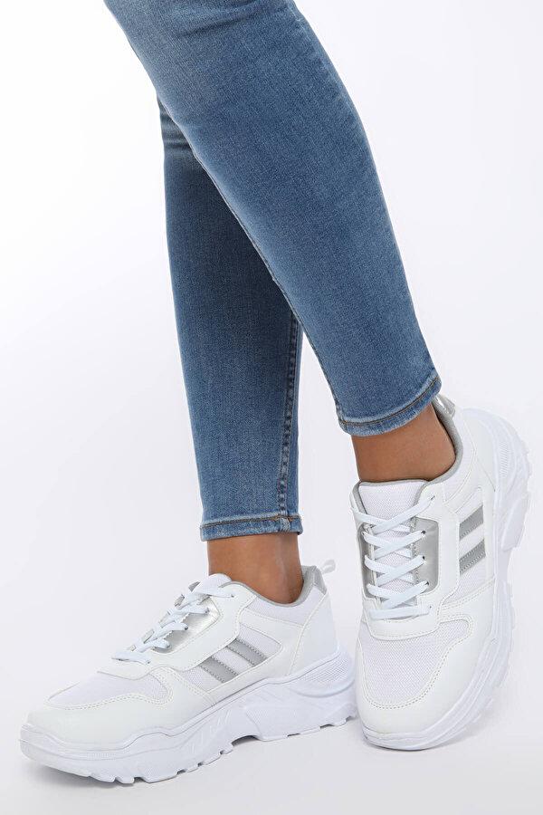 Torex LEA W Beyaz Kadın Sneaker