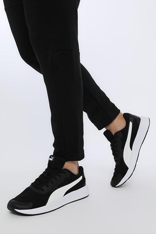 Puma TAPER Siyah Erkek Koşu Ayakkabısı