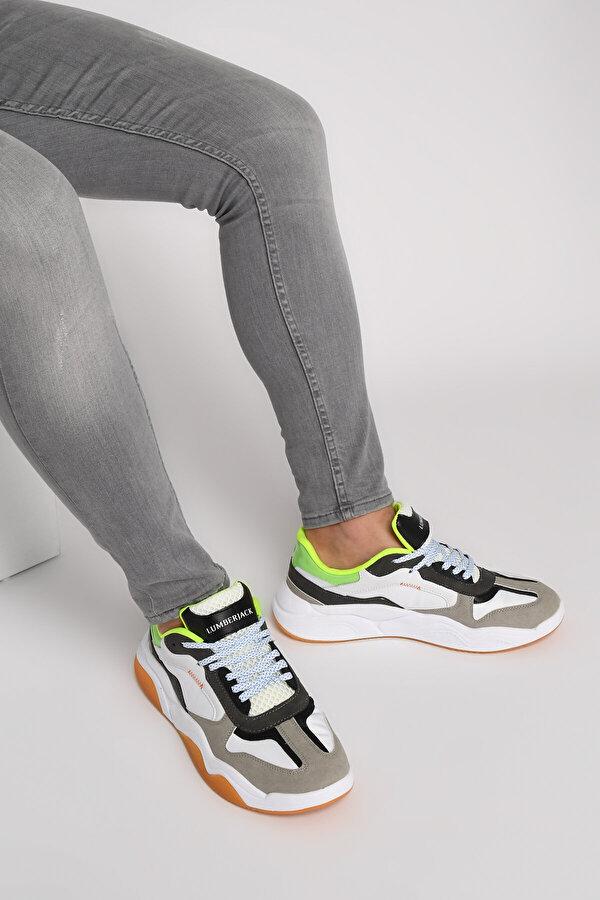 Lumberjack LAUREL Beyaz Erkek Sneaker