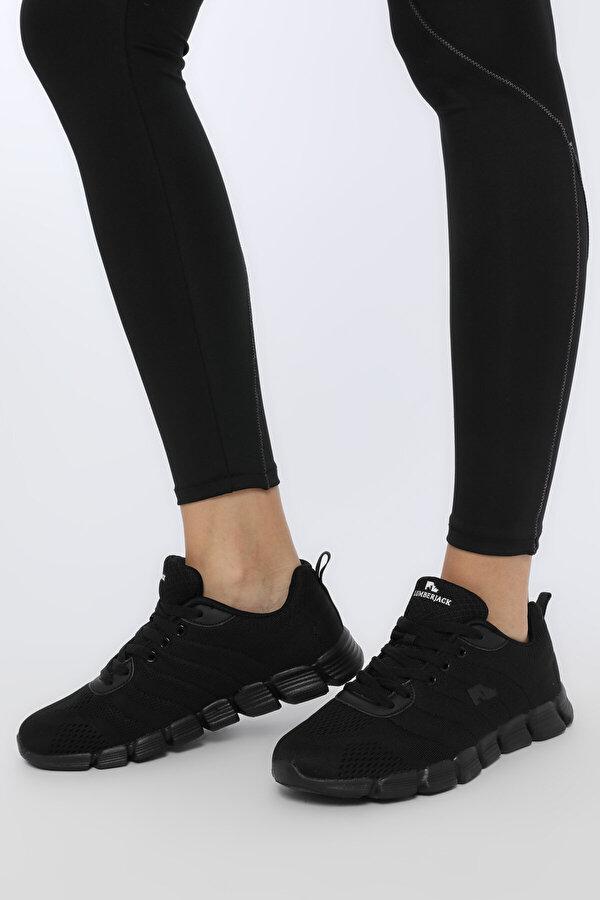 Lumberjack STEPS Siyah Kadın Comfort Ayakkabı