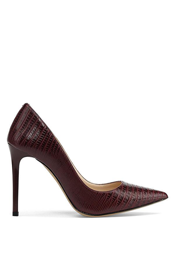 Nine West SUNDE 6 1PR Bordo Kadın Gova Ayakkabı