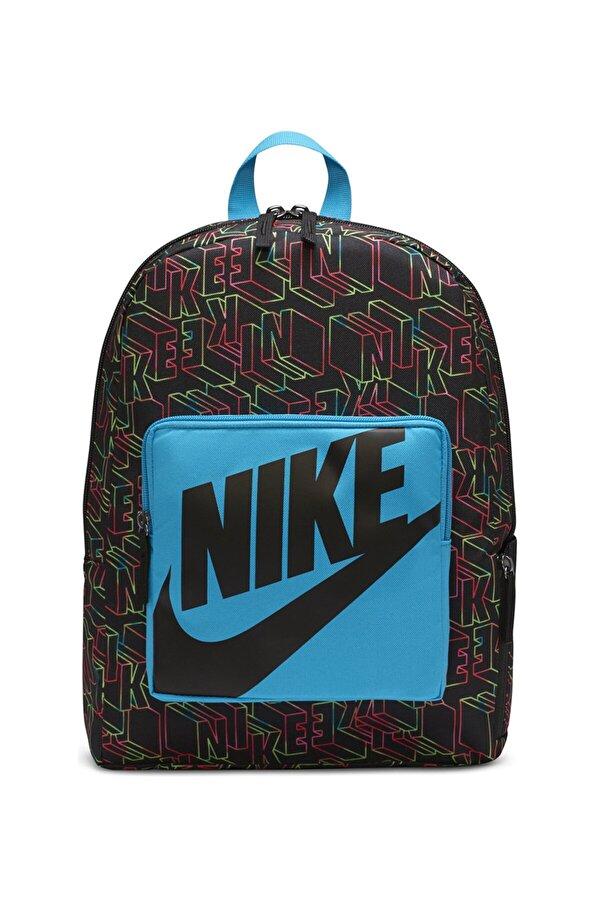 Nike Y NK CLASSIC BKPK - AOP Mavi Erkek Sırt Çantası