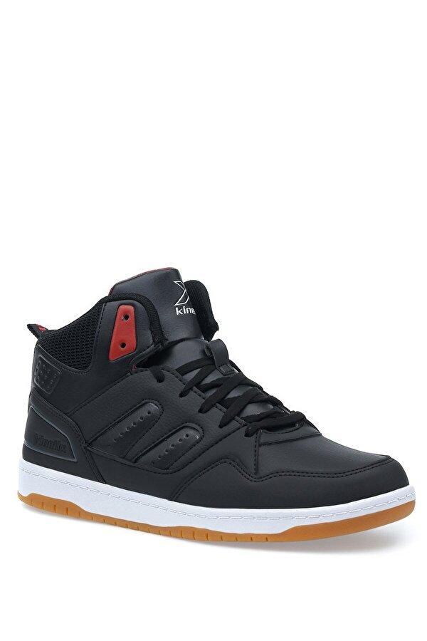 Kinetix GINA PU HI 1PR Siyah Erkek Sneaker Ayakkabı