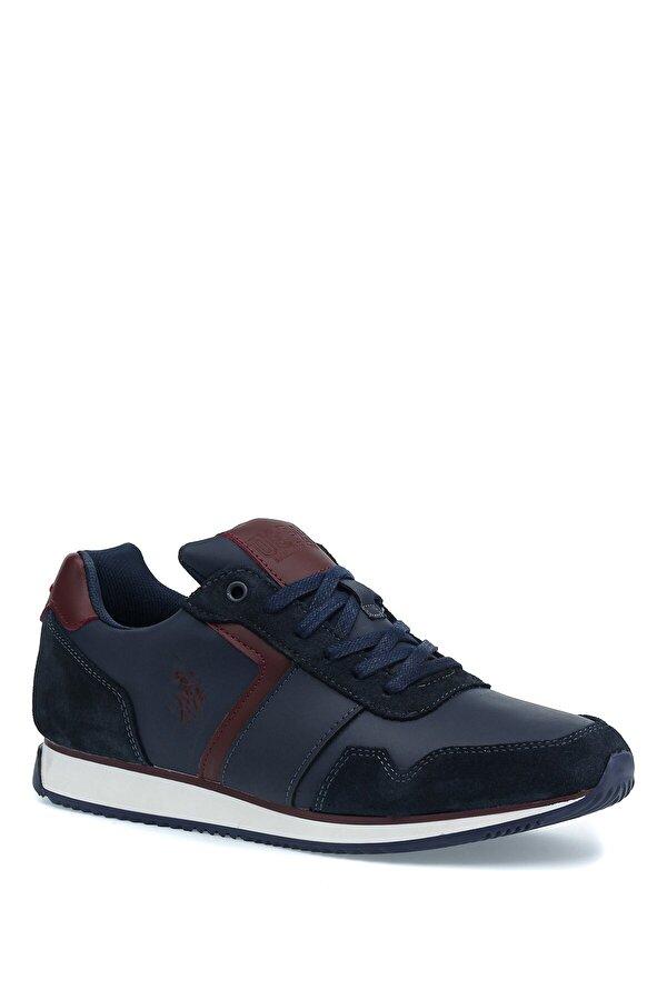 U.S. Polo Assn. MECT 1PR Lacivert Erkek Sneaker Ayakkabı