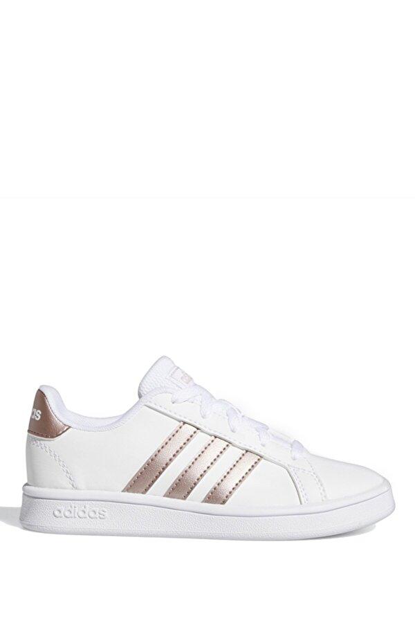 Adidas GRAND COURT Beyaz Kadın Sneaker
