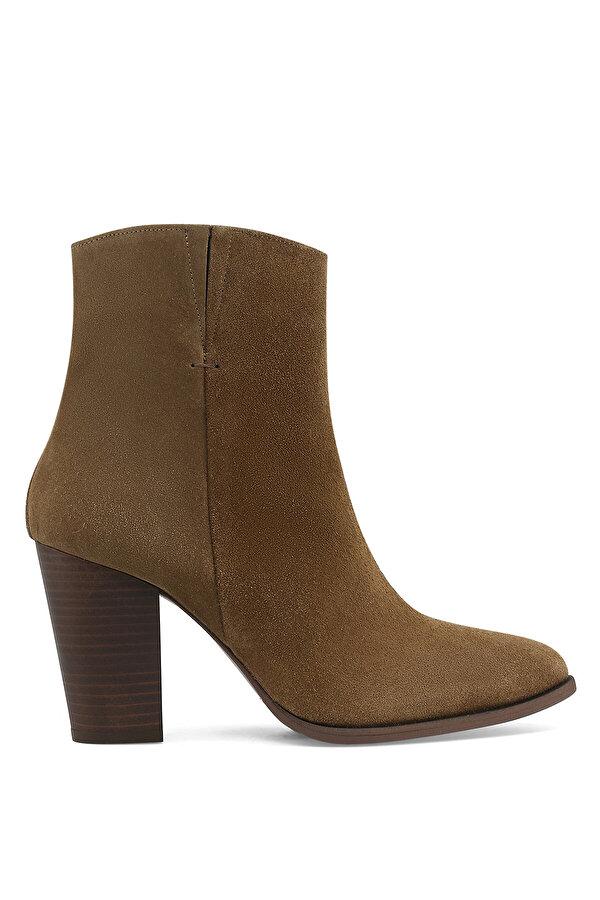 Nine West BARDI 1PR Kahverengi Kadın Topuklu Bot