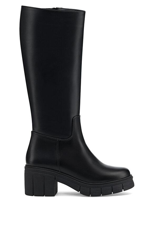 Nine West MANONIYA 1PR Siyah Kadın Topuklu Çizme