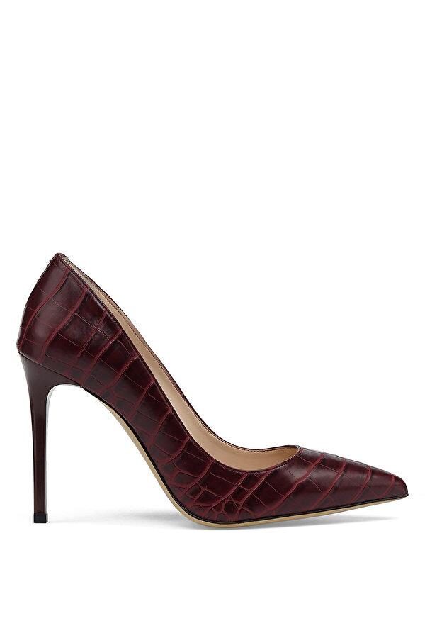 Nine West SUNDE 4 1PR Bordo Kadın Gova Ayakkabı
