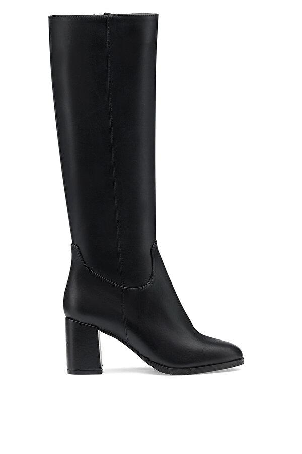 Nine West MASSA3 1PR Siyah Kadın Topuklu Çizme