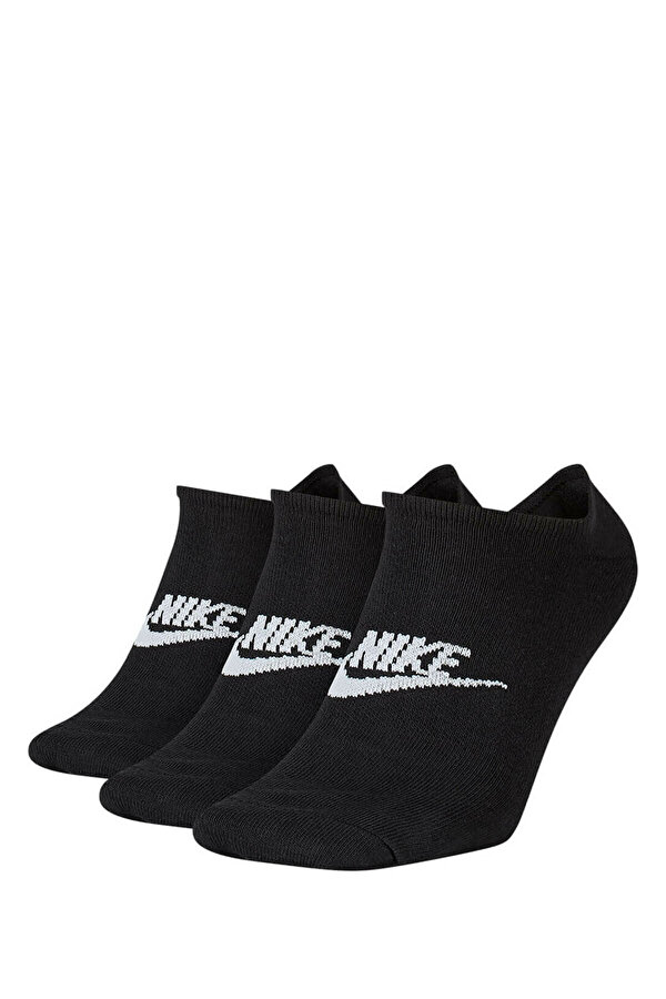 Nike U NK NSW EVERYDAY ESSENTI Siyah Unisex Çocuk Çorap
