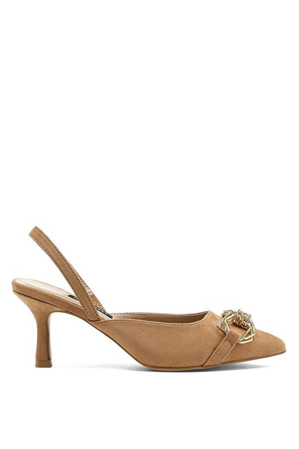 Nine West KYERNAN 1PR Camel Kadın Gova Ayakkabı