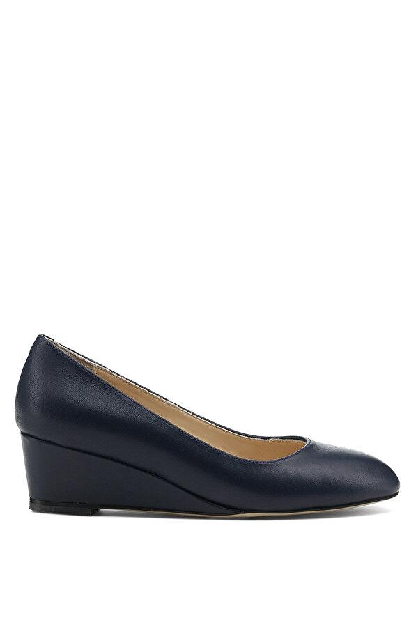 Nine West MEYAL 1PR Lacivert Kadın Dolgu Topuk Ayakkabı