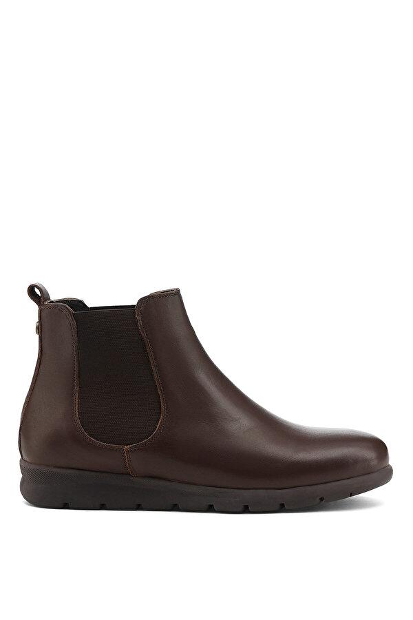 Nine West RAYNE 1PR Kahverengi Kadın Dolgu Topuk Ayakkabı