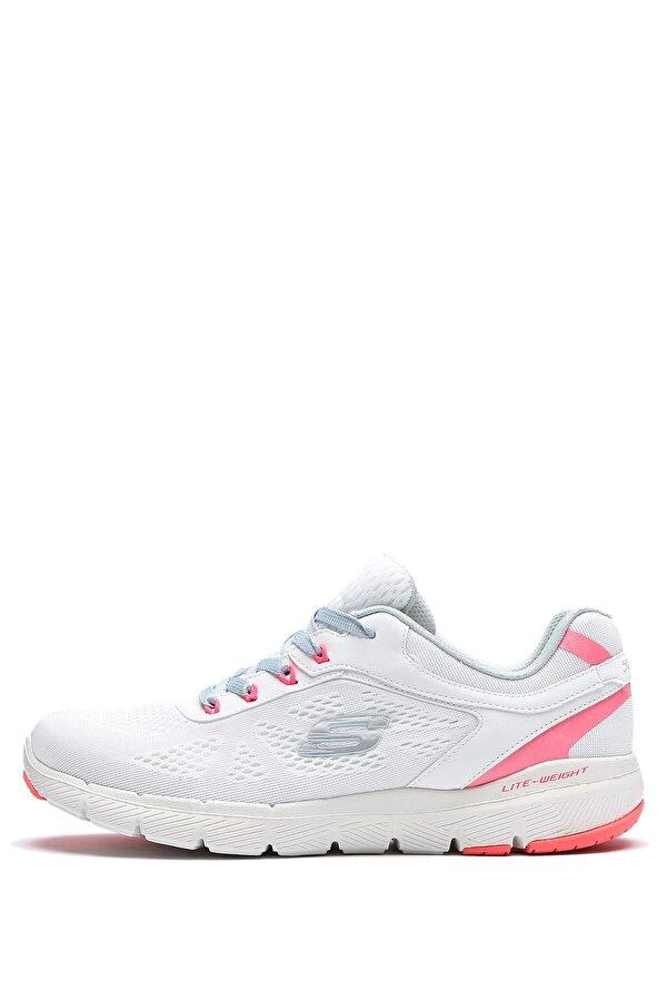 Skechers FLEX APPEAL 3.0 Beyaz Kadın Sneaker Ayakkabı