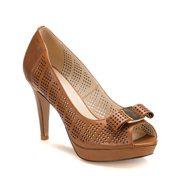Miss F F16048 Taba Kadın Ayakkabı