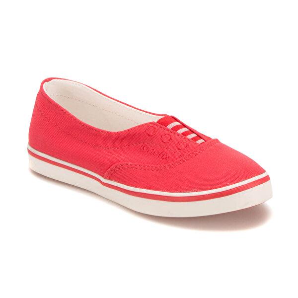 Kinetix 1238583 Kırmızı Kız Çocuk Ayakkabı