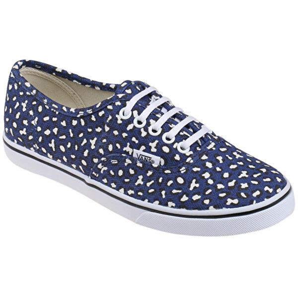 Vans AUTHENTIC LO PRO Mavi Kadın Sneaker Ayakkabı