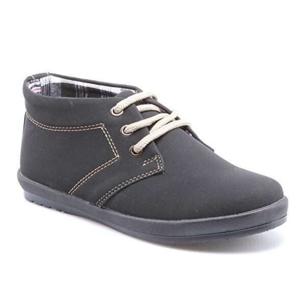 JJ-Stiller KR-1 Siyah Kadın Sandalet
