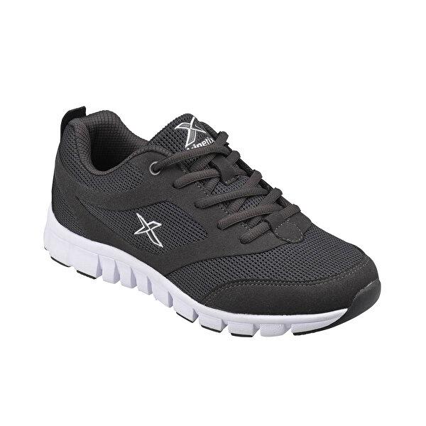 Kinetix 1275233 Gri Kadın Fitness Ayakkabısı