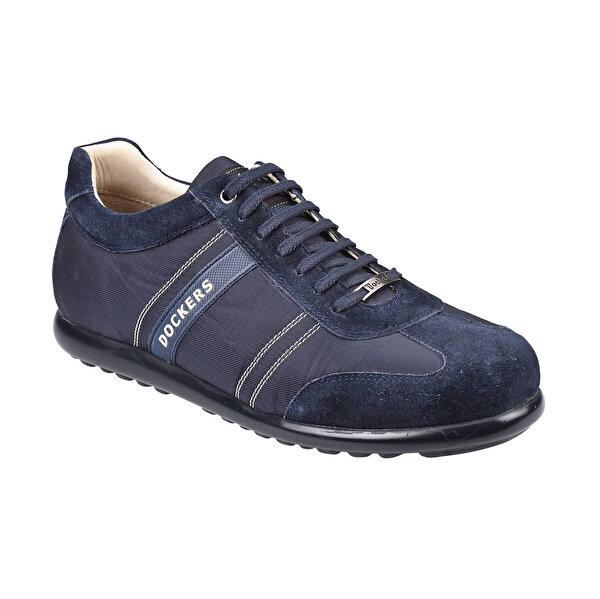Dockers by Gerli A3340284 Lacivert Erkek Sneaker Ayakkabı