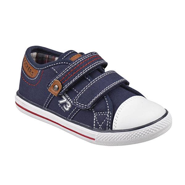 Dockers by Gerli A3340923 Lacivert Unisex Çocuk Sneaker Ayakkabı