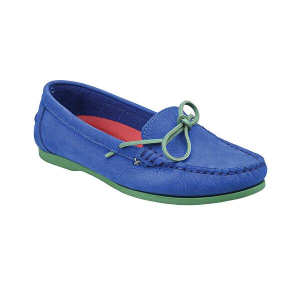 Lumberjack A3348344 Mavi Kadın Ayakkabı