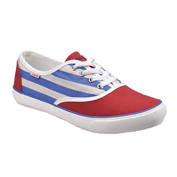 U.S. Polo Assn. A3351446 Kırmızı Kadın Sneaker Ayakkabı