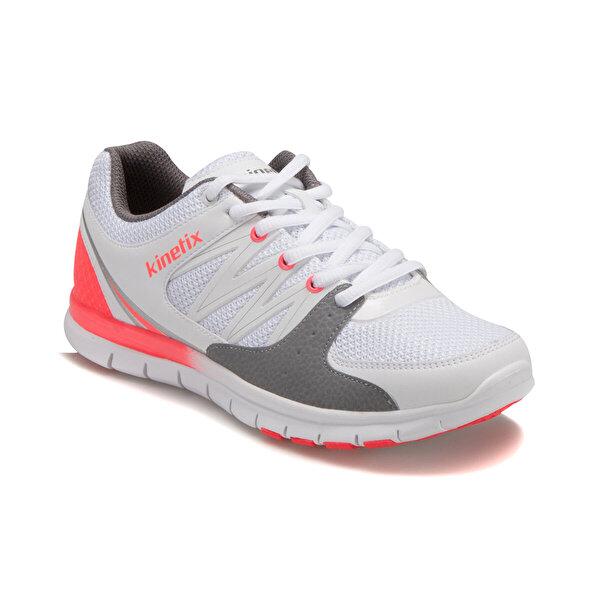 Kinetix A1282357 Beyaz Kadın Yürüyüş Ayakkabısı
