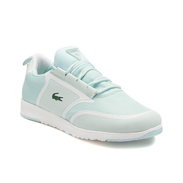 Lacoste L.IGHT 1BLK/WHT Açık Mavi Kadın Sneaker Ayakkabı
