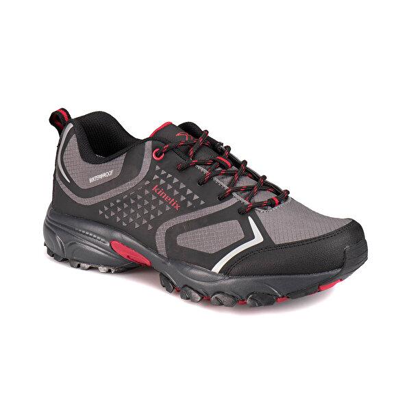 Kinetix A1315317 Koyu Gri Erkek Fitness Ayakkabısı