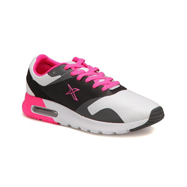 Kinetix A1320689 Siyah Kadın Sneaker Ayakkabı