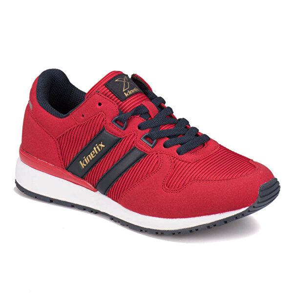 Kinetix A1313062 Bordo Erkek Sneaker Ayakkabı